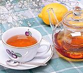 くつろぎタイムの緑茶・紅茶・コーヒーに