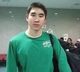 ソン・チヨン・ベネディクト選手