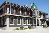 かつては満州国の御所だった、偽満州博物院