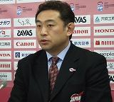 佐藤弘一女子日本代表監督