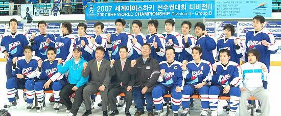 地元開催の世界選手権で見事に全勝優勝を飾った韓国代表