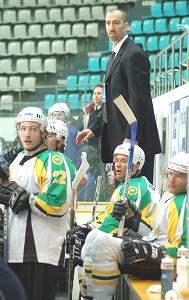 オーストラリア代表チームを率いたスティーブ・マッケンナ ヘッドコーチ