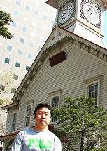 シム・ウィシク新監督の就任後初の国外視察は札幌に