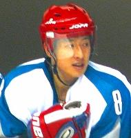 中国代表でもキャプテンを務めた イン・カイ選手
