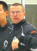 今季もチャイナシャークスを率いるデレック・アイスラー ヘッドコーチ
