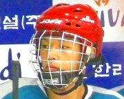 アイスラーHC期待のワン・チョンウェイ選手