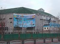 2季ぶりにアジアリーグの試合が行なわれる韓国の聖地