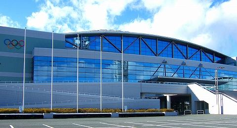 長野カップ2010の舞台となるビッグハット
