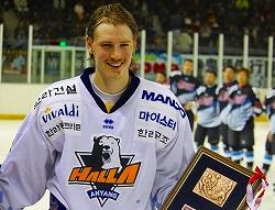 プロック・ラドゥンスキ選手