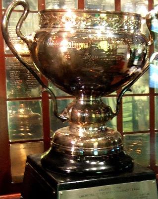 AHLのチャンピオンの証 カルダーカップ