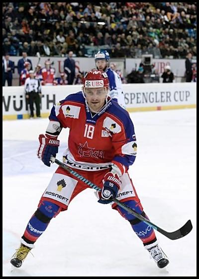 Sergei Fedorov Return to Ice