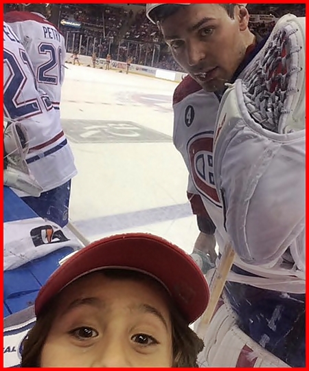 jazouri31 and Carey Price