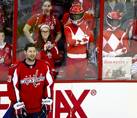 Troy Brouwer and Brouwer Rangers
