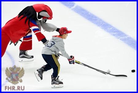 SKA Saint Petersburg Kids Game