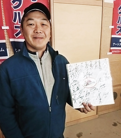 パラアイスホッケー日本代表須藤悟キャプテン