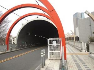 乃木坂トンネル乃木坂トンネル1