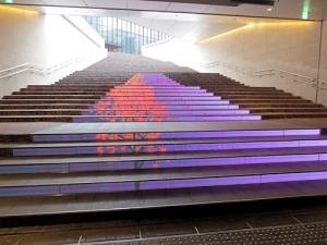 赤坂サカスへの階段