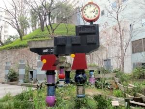 赤坂サカスの時計