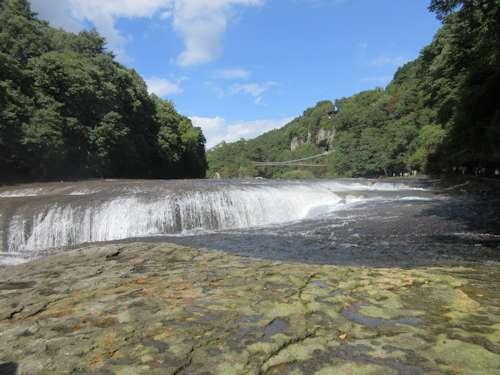 6吹割の滝