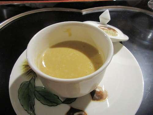 和栗のスープ
