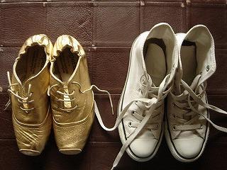 でも、朝から1日中歩きっぱなしだと夕方頃疲れるんです。普段は我慢しても旅行中は足が大事なのでそんな時のためにももう1足持って行きます。 旅行靴