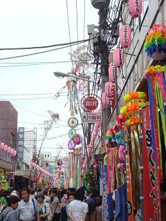 合羽橋七夕祭り2007