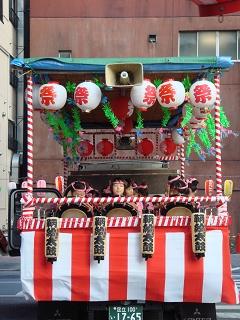 諏方神社例祭1