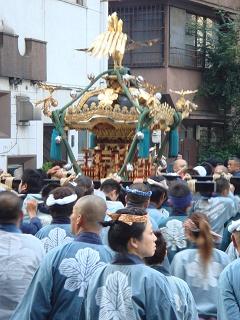 諏方神社例祭2