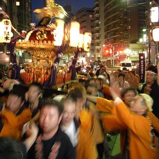 根津神社のおまつり2008