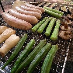 嬬恋野菜焼き