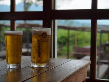 弥四郎小屋ビール2
