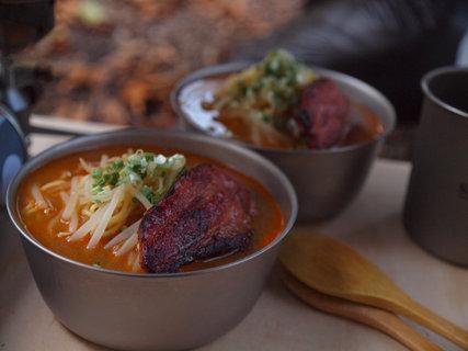 サッポロ一番・担々麺