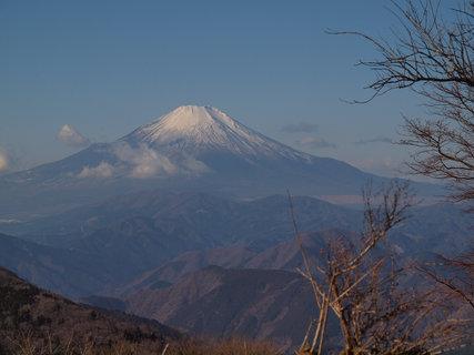 鍋割富士山
