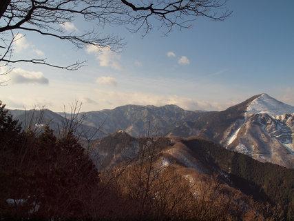 雄岳からの眺め