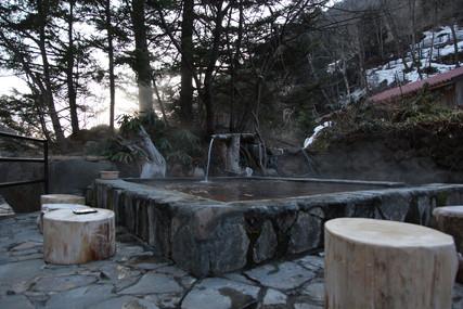 日光澤温泉?