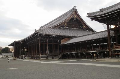 西本願寺 御影堂 国宝