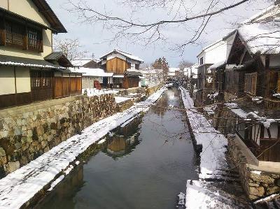 八幡堀 近江社中