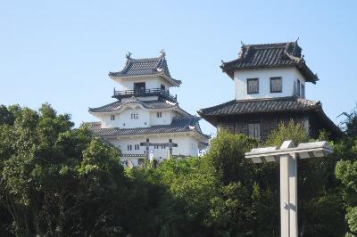 掛川城 太鼓櫓