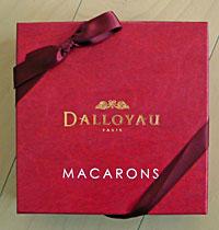 ダロワイヨのマカロン