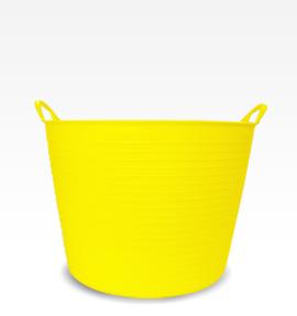 王様バケツ タブトラッグス(TUBTRUGS) もともと園芸用のバケツ。お子さまのおもちゃ入れやお洗濯物入れ、洗車グッズ入れ用にも。いろいろ使える大人気のアイテム