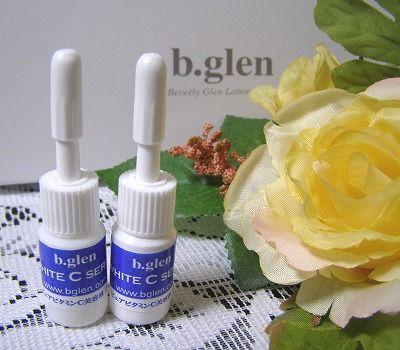 ビーグレンb.glen ビバリーグレン/ビバリーグレンラボ、b.glenお試しセットの口コミ・感想。画像は、スペシャルケア美容液のピュアビタミンC美容液。ピュアな状態のままビタミンCを閉じ込め、真皮層まで送り届けることで、お肌に活力を与えながら、メラニンの生成を抑制してシミやくすみを改善。明るい透明感のあるお肌を作ります。