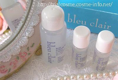 ブルークレール EGF配合無添加美容液・化粧水