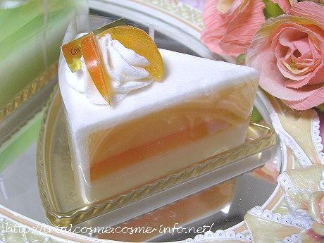 見ためも香りもケーキみたいな石けんの口コミ!女性支持率100%のプレゼントなら、『まるごとケーキ石けん』♪オレンジ
