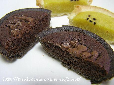 チョコっとお取り寄せ食べま専科さんの新商品☆絶品☆濃厚タルト♪≪チョコレート≫