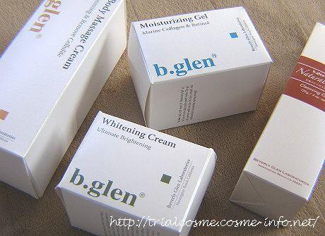 b.glen(ビーグレン)/ビバリーグレンラボラトリーズ