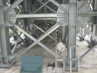 福島県某所において水道施設の配管工事を行いました。
