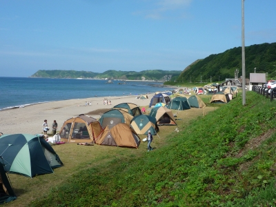キャンプ場2012.8.3