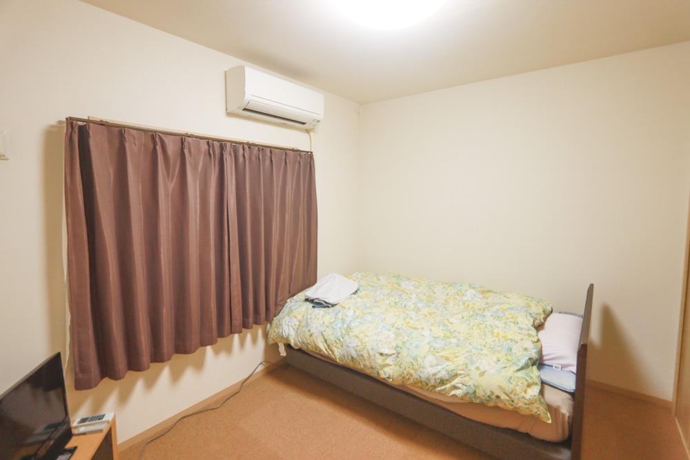 フローレンス芳泉グランドアークの寝室