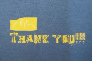 父の日オリジナルTシャツありがとう