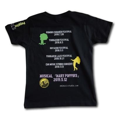 オリジナルライブTシャツ